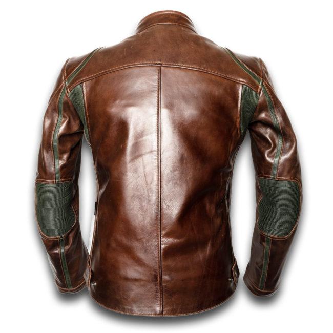 chaqueta-invierno-larga-cafe-racer-moto-lemans-marrón