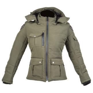 chaqueta-invierno-larga-cafe-racer-moto-urban-ii-lady-verde