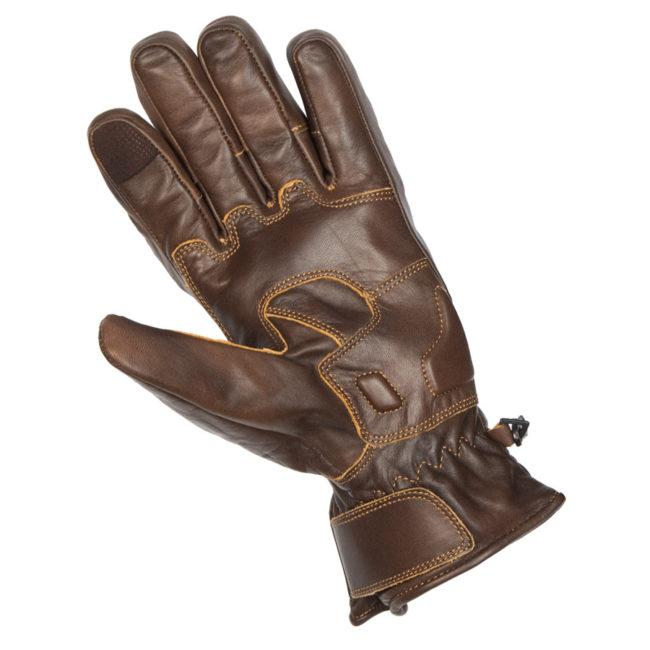 guantes-cafe-racer-moto-invierno-fuel-marrón