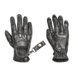 guantes-cafe-racer-moto-verano-pilot-negro