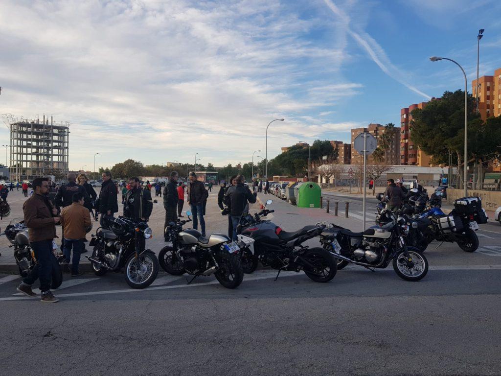 Dapper Riders Alicante ruta Alicante Xalo24
