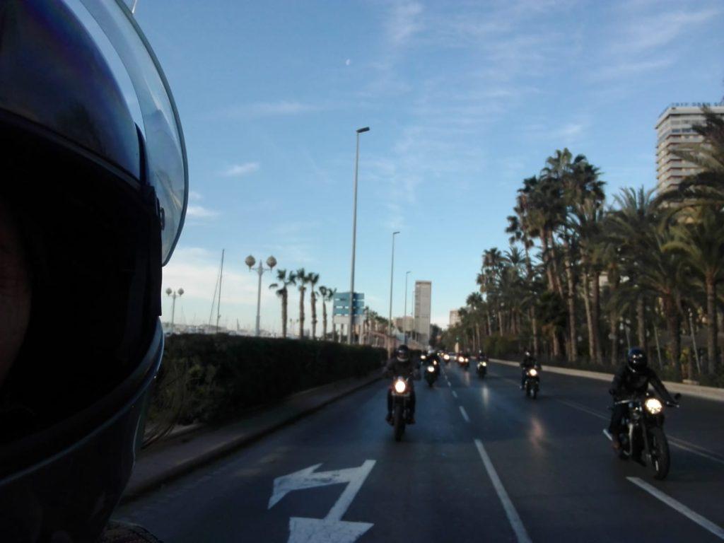 Dapper Riders Alicante ruta Alicante Xalo17
