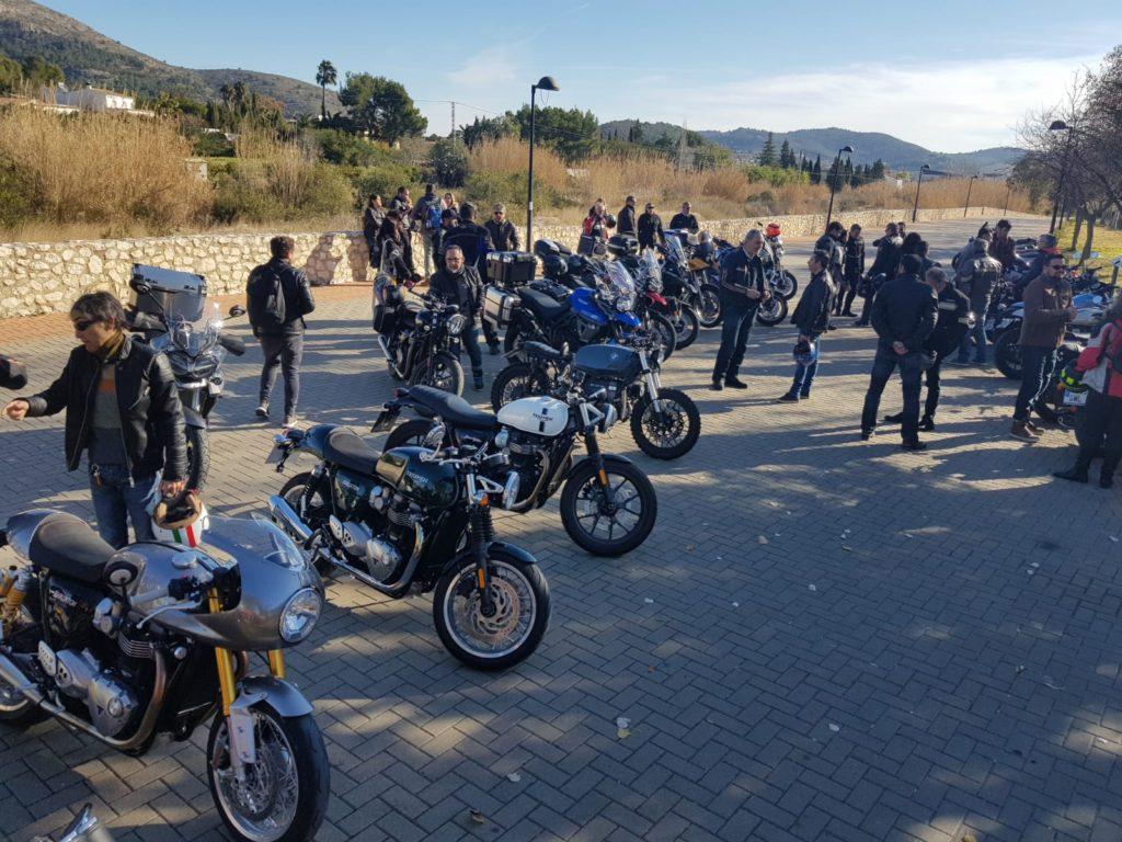 dapper riders salida enero