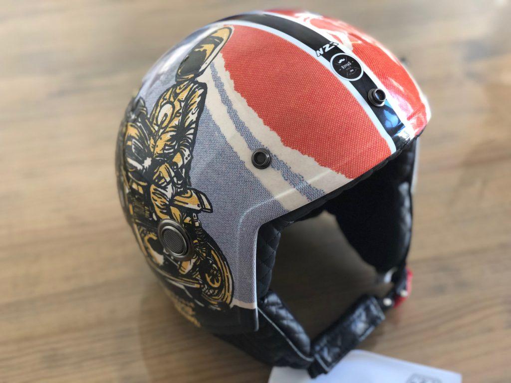 Dapper Riders casco exclusivo