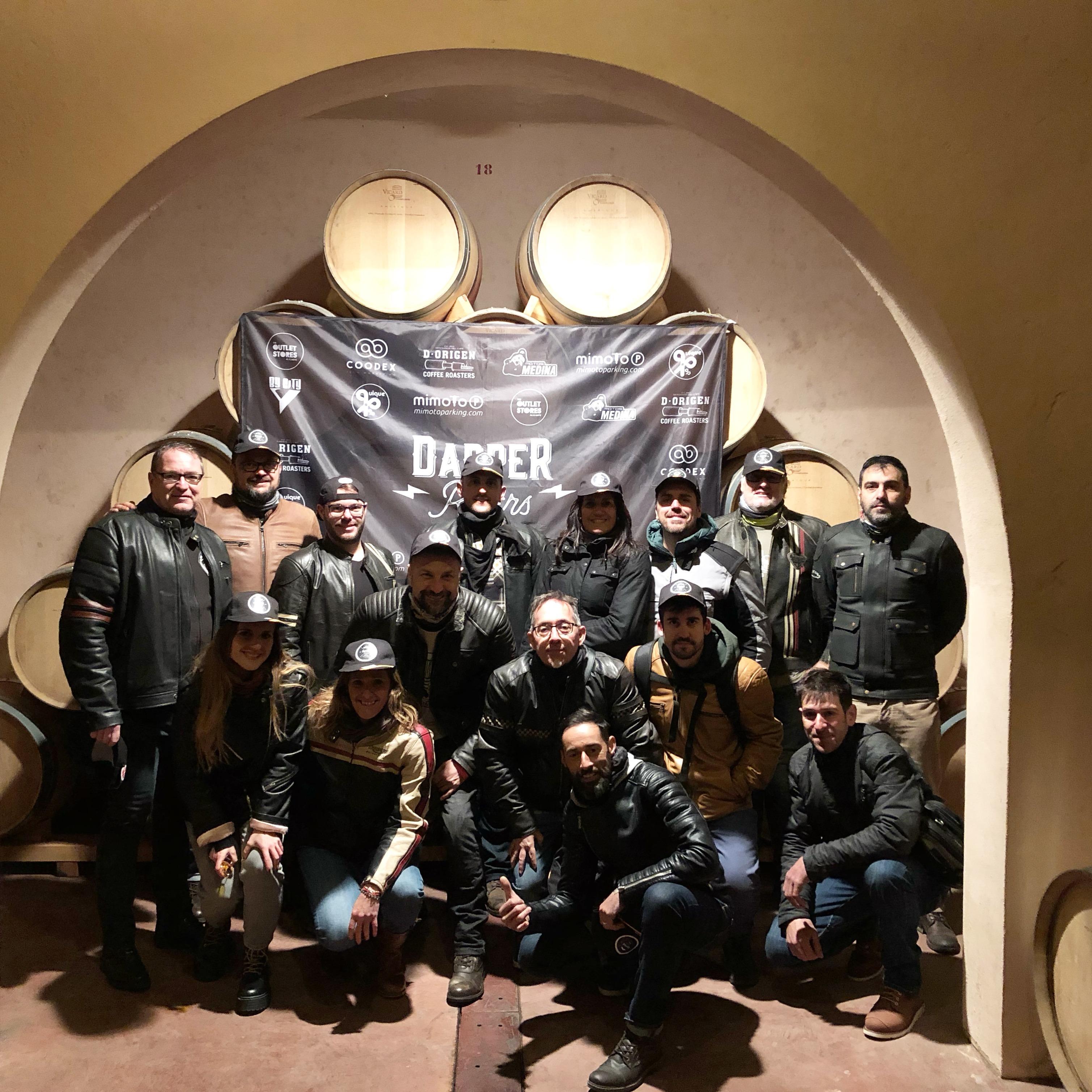 Dapper Riders ALC | Ruta Villena