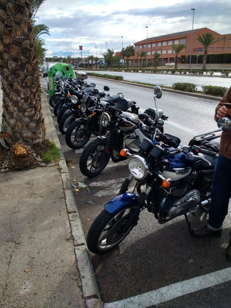 Dapper Riders salida Mig Any
