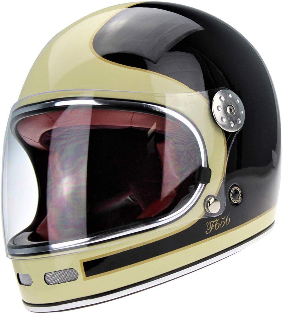 Casco Viper Moto vintage integral